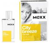 Mexx City Breeze For Her toaletní voda 30 ml