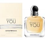 Giorgio Armani Emporio Because Its You parfémovaná voda pro ženy 100 ml