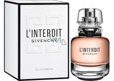 Givenchy L Interdit parfémovaná voda pro ženy 80 ml