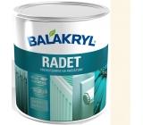 Balakryl Radet 0603 Slonová kost Lesk vrchní barva na radiátory 0,7 kg