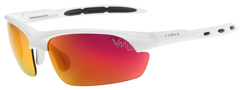3cc8f92a1 Relax Pavell Sport Sluneční brýle R5406B - VMD drogerie