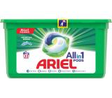 Ariel All-in-1 Pods Mountain Spring gelové kapsle na praní prádla 33 kusů 831,6 g