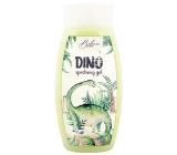 Bohemia Gifts Kids Dino sprchový gel pro děti zelený 250 ml