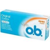 o.b. Original Super tampony 16 kusů