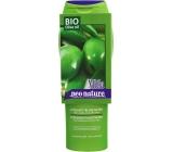 Mitia Bio výtažky olivového oleje vyživující tělové mléko 400 ml
