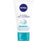 Nivea Visage Pure Effect All-in-1 pro extra hloubkové čištění 150 ml