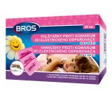 Bros Polštářky proti komárům náhradní náplň pro děti 20 kusů