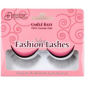 Absolute Cosmetics Fashion Lashes Umělé řasy černé 012 1 pár
