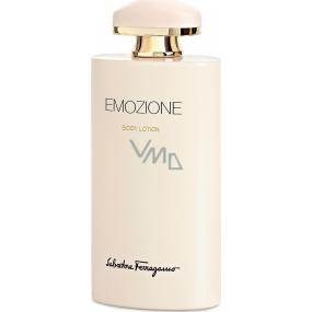 Salvatore Ferragamo Emozione parfémové tělové mléko pro ženy 200 ml
