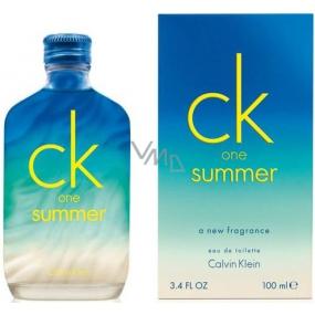 Calvin Klein CK One Summer 2015 toaletní voda unisex 100 ml
