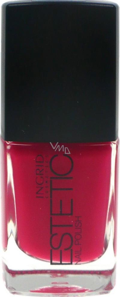 Ingrid Cosmetics Estetic Nail Polish lak na nehty 280 10 ml