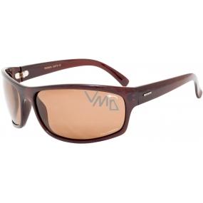 Relax Arbe Sluneční brýle hnědé R2202A