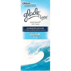 Glade by Brise One Touch Marine mini sprej náhradní náplň do osvěžovače vzduchu 10 ml