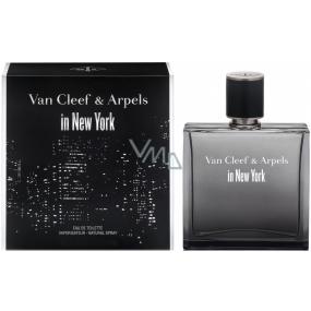 Van Cleef & Arpels In New York toaletní voda pro muže 85 ml