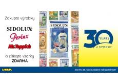 DÁREK Sidolux různé vzorky sáček 50 ml