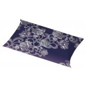 Ditipo Krabička skládací glitter M tmavě modrá 180 x 80 x 33 mm