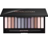 Makeup Revolution Iconic Smokey Palette paletka očních stínů 13 g