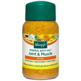 Kneipp Svaly a klouby sůl do koupele, uvolňuje a regeneruje po svalové námaze 500 g
