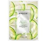 Payot Morning Masque Winter Is Coming Vyživující a zklidňující látková maska 1 kus 19 ml