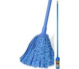 Spontex Poder Azul třásňový mop s tyčí 120 cm