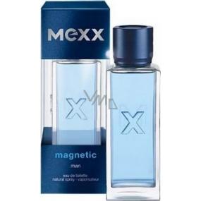 Mexx be Magnetic Man toaletní voda 75 ml