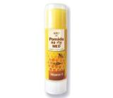 Bione Cosmetics Med pomáda na rty 17 ml