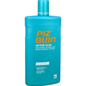 Piz Buin After Sun Soothing & Cooling Moisturising Lotion zklidňující chladivé hydratační mléko po opalovaní 400 ml
