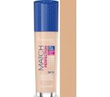 Rimmel London Match Perfection Foundation SPF20 make-up 200 Soft Beige 30 ml