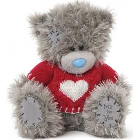 Me to You Medvídek ve svetru se srdcem 18 cm
