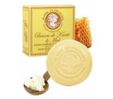 Jeanne en Provence Beurre de Karité & Miel Bambucké máslo a med tuhé toaletní mýdlo 100 g