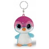 Nici Sirupový tučňáček Dezzy klíčenka 9 cm