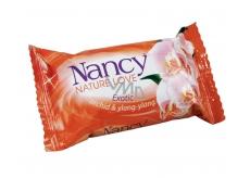 Nancy Exotic Orchid & Ylang-Ylang toaletní mýdlo 100 g
