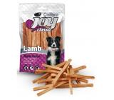 Calibra Joy Classic Jehněčí proužky doplňkové krmivo pro psy 80 g