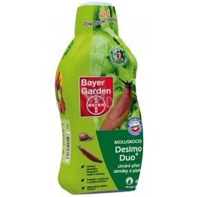 Bayer Garden Desimo Duo moluskocid chrání před slimáky a plzáky 800 g