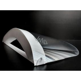 Štít obličejový ochranný jednorázový, PVC/PUR, pruženka