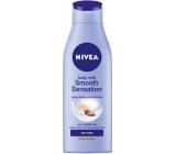 Nivea Smooth Sensation krémové tělové mléko pro suchou pokožku 250 ml