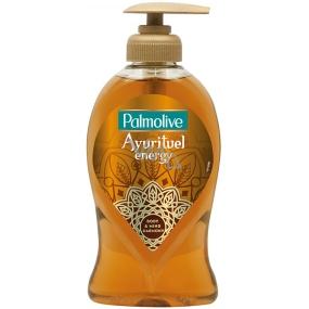 Palmolive Ayurituel Energy tekuté mýdlo s dávkovačem 250 ml