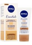 Nivea Essentials denní BB krém OF15, tmavší odstín 50 ml