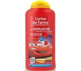 Corine de Farme Disney Cars 2v1 sprchový gel a šampon pro děti 250 ml