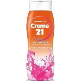 Creme 21 Pink Champagne sprchový gel 250 ml