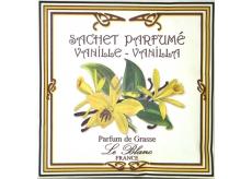 Le Blanc Vanille - Vanilka Vonný sáček 11 x 11 cm 8 g