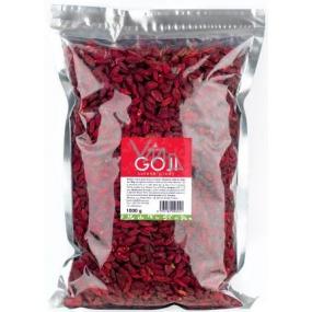 Allnature Goji kustovnice čínská sušené plody symbol zdraví 1 kg
