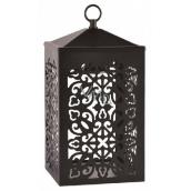 Candle Warmers nahřívací lucerna na svíčky černá 30 x 15 cm