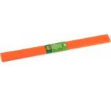 Koh-i-Noor Krepový papír 50 x 200 cm, světle oranžový