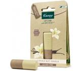 Kneipp Vanilka balzám na rty 100% přírodní péče pro hebké rty 4,7 g