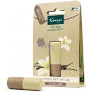 Kneipp Vanilka balzám na rty, 100% přírodní péče pro hebké rty 4,7 g