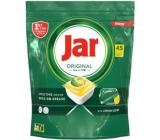 Jar Original All in One Lemon kapsle do myčky nádobí 45 kusů