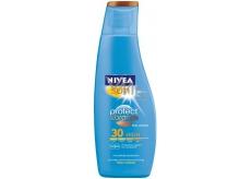 Nivea Sun Protect & Bronze OF30+ intenzivní mléko na opalování 200 ml