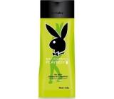 Playboy Sexy Hollywood 2v1 sprchový gel a šampon pro muže 250 ml