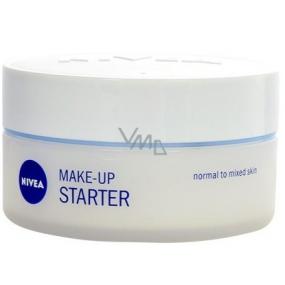 Nivea Starter make-up lehký podkladový krém pro normální až smíšenou 50 ml